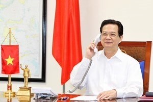 PM holds telephone talks with US White House Chief of Staff - ảnh 1